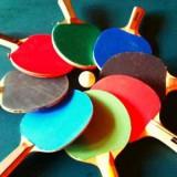 raquettes colorées